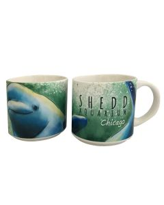 Beluga Water Color mug