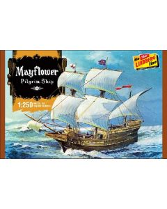 1/250 Mayflower Sailing Ship Kit