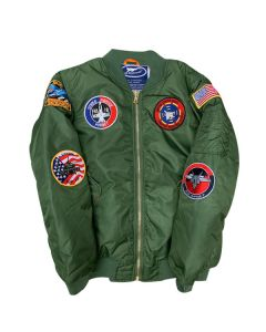 Adult MA-1 Flight Jacket