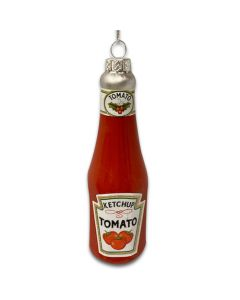 Assorted Glass Condiment Ornaments