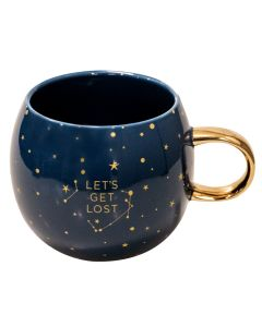 Let's Get Lost In The Stars Mug