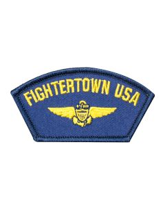 Top Gun Fightertown USA Collectible Patch