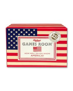 American History Game Room Cards