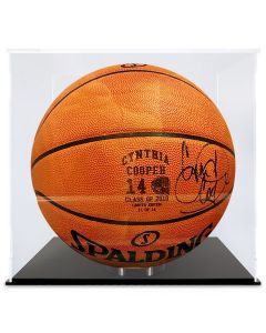 Cynthia Cooper Autographed Basketball- 11 of 14