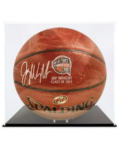 Jay Wright Autographed Basketball- 7 of 8