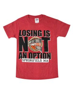 """Youth """"Losing is Not an Option"""" T-Shirt"""