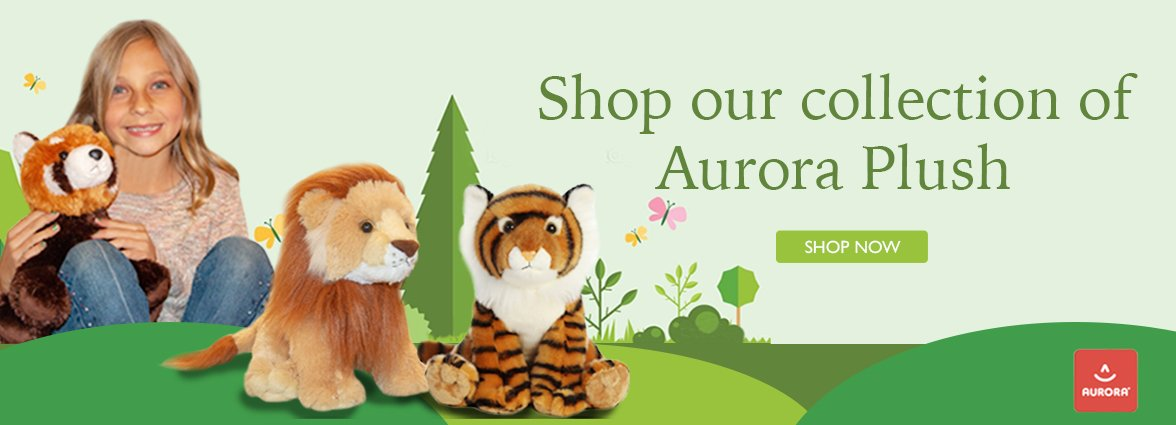 Shop Aurora Plush