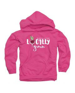 "Youth ""Locally Grown"" Hoodie"