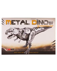 Build Your Own Metal T.rex Kit Front