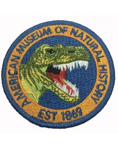 American Museum of Natural History T. rex Patch