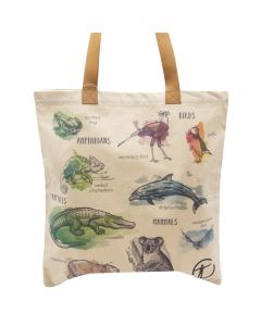 AMNH Hall Of Biodiversity Tote Bag