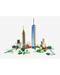 Blockitecture Big Apple Architectural Building Blocks