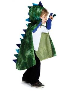 Child's Dinosaur Dress Up Cape and Claws