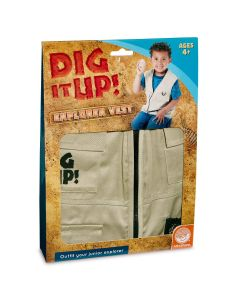 Dig It Up Explorer Vest