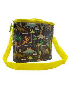 Insulated Dinosaur Lunch Bag