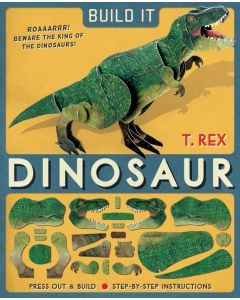Build It: T. Rex Dinosaur