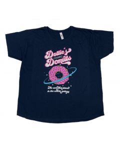 Ladies Cosmic Donuts T-Shirt