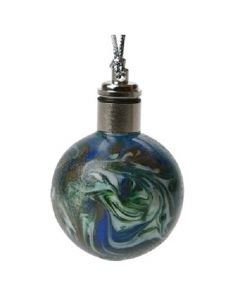 Earth Glow-In-The-Dark LED Ornament