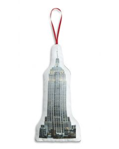 NYC Empire State Building Ornament