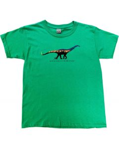 Youth Green Titanosaur City T-Shirt