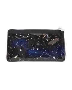 Holographic Constellation Pencil Case