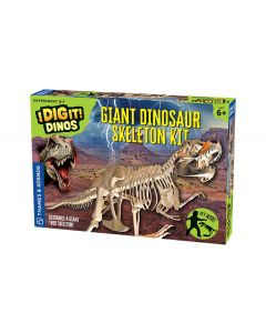 I Dig It! Giant Dinosaur Skeleton Kit