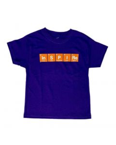 Youth Periodic Table of Elements Inspire T-Shirt