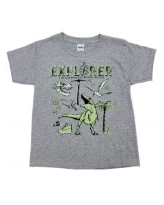 Youth Dinosaur Explorer T-Shirt