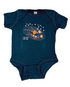 Infant Space Race Onesie