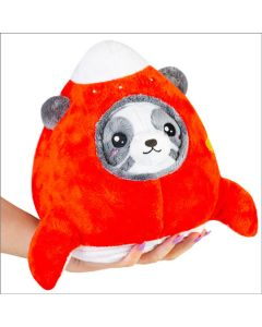 Plush Squishable Panda In Spaceship
