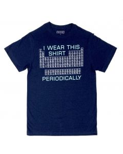 Adult I Wear This Shirt Periodically T-Shirt