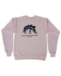 Adult Pale Pink Eco-Friendly Stego Sweatshirt