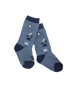 Toddler Knee High Science Socks