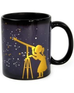Stargazer Heat Changing Mug