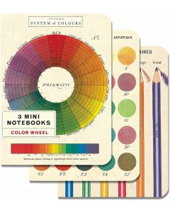 The Natural System of Colours 3 Mini Notebooks