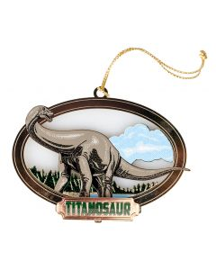Titanosaur 2016 Collectible Ornament
