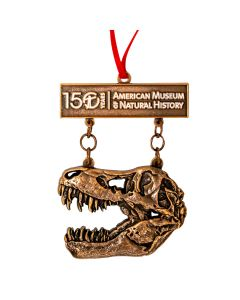 150th Anniversary T. rex Ornament