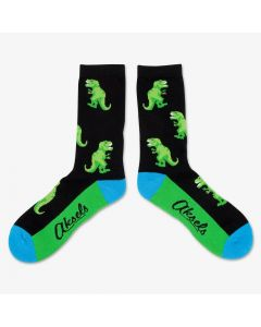 Adult T.Rex Socks