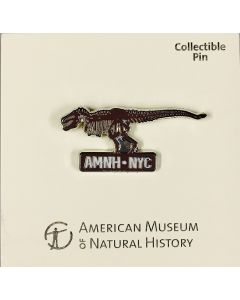T.Rex AMNH NYC Collector's Pin