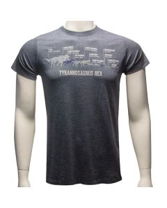 Adult Tyrannosaurus Species T-Shirt