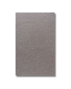 Silver Leatherette Constellations Journal
