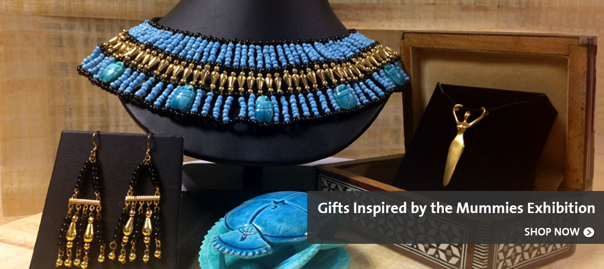 Shop Gifts Inspired by the Mummies Collection