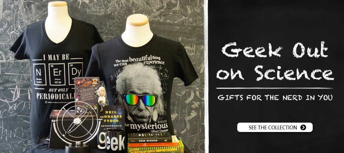Gifts for the Nerd in You
