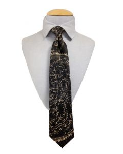 Constellation Silk Tie