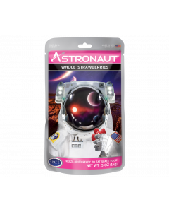 Astronaut Freeze-Dried Strawberries