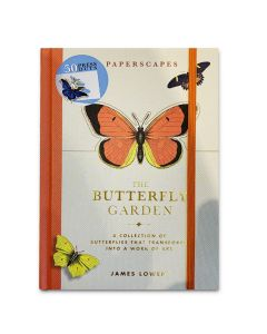 Paperscapes: The Butterfly Garden Book
