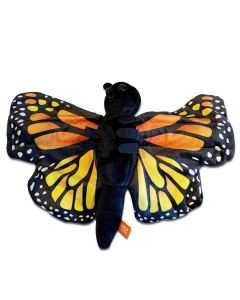 Huggers Monarch Butterfly Plush
