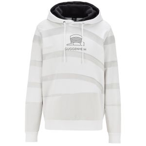 HUGO BOSS Limited Edition Unisex Relaxed-Fit Hooded Sweatshirt