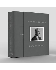 A Promised Land: Signed Collectors Edition