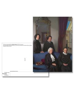 The Four Justices Postcard